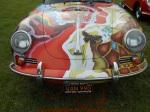 JANIS JOPLIN'S psychedelic painted 1965 Porsche 356cCabriolet