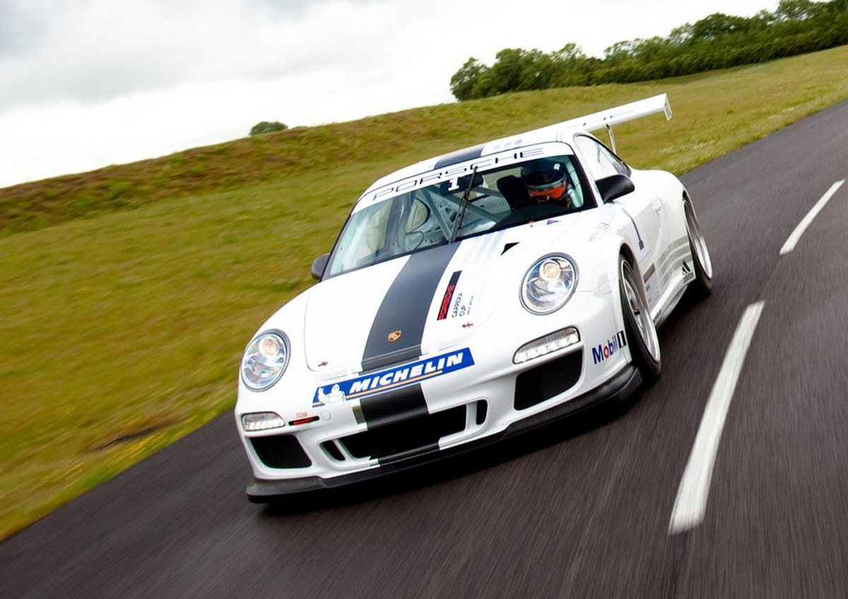 The 911 GT3 RS 4.0′s