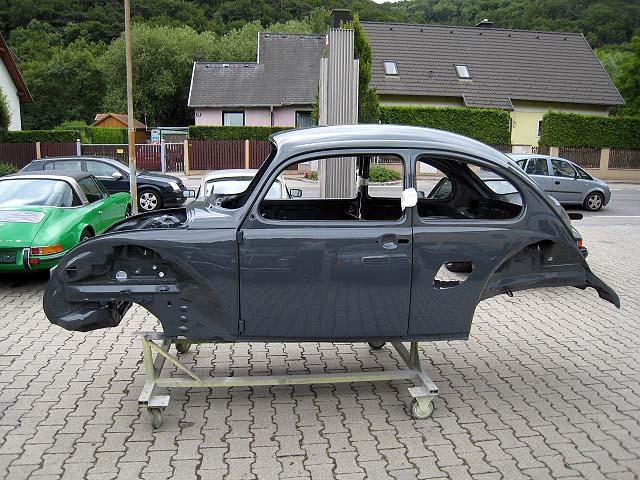 a porsche that\u0027s \u2026half vw bug, half boxster a bugster porscheVolkswagen Beetle The Bugster 903 A Custom Porschepowered Beetle #12