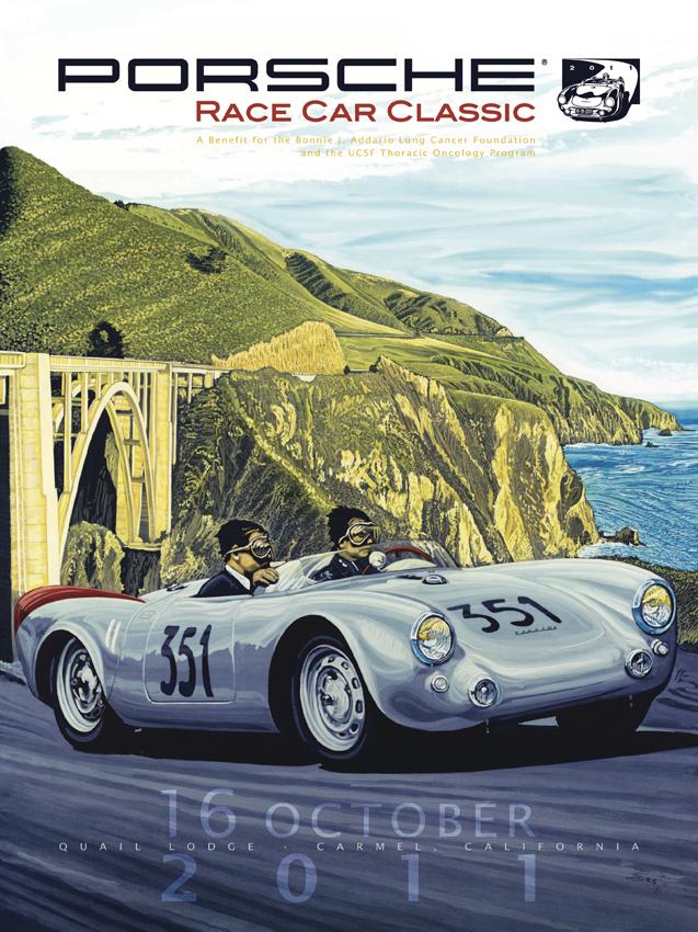 Porsche Race Car Clic Shows Off Official Poster for Oct 16th ... on porsche 911 track car, porsche rsk kit car, porsche 993 track car, first buick race car, mclaren p1 race car, audi r8 race car, bmw z4 gt3 race car, first chevrolet corvette race car, first lotus race car, 1914 cadillac race car, first mercedes race car, porsche touring car, porsche le mans car, first electric car, first fiat race car, drayson electric race car, first honda car in america, porsche cayenne car,