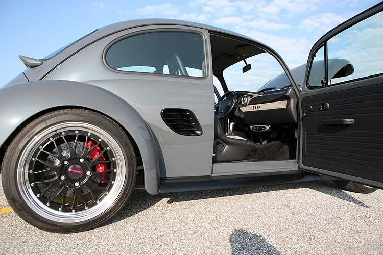 a porsche that\u0027s \u2026half vw bug, half boxster a bugster porscheVolkswagen Beetle The Bugster 903 A Custom Porschepowered Beetle #10
