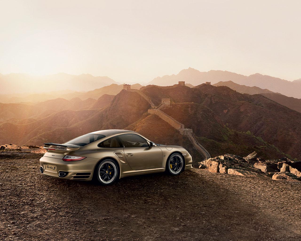 Porsche 911 Turbo S China 10th Anniversary Limited Edition