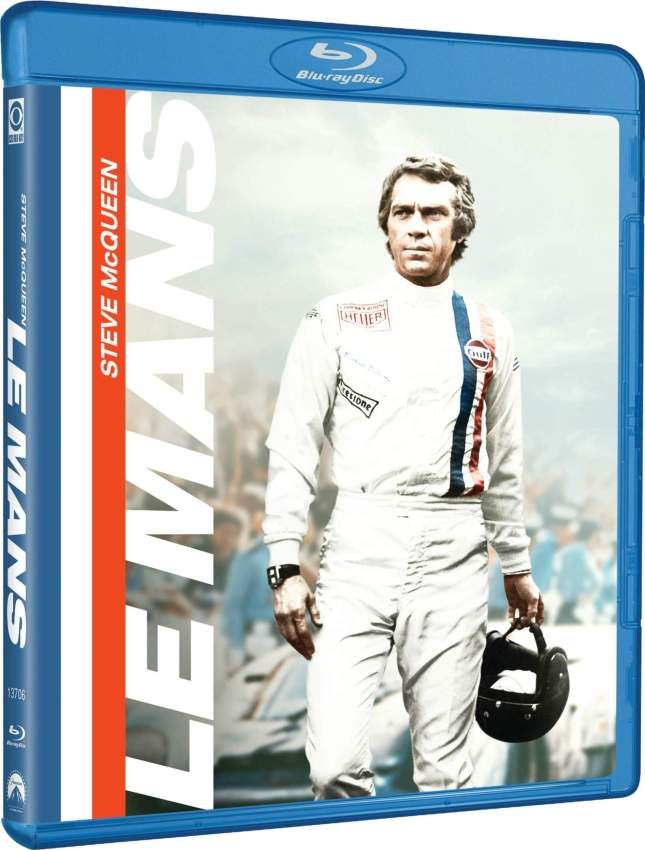 Steve Mcqueen Le Mans Blu Ray Delivers Stunning Video