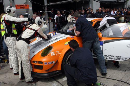 Checkered Flag Porsche Va Beach