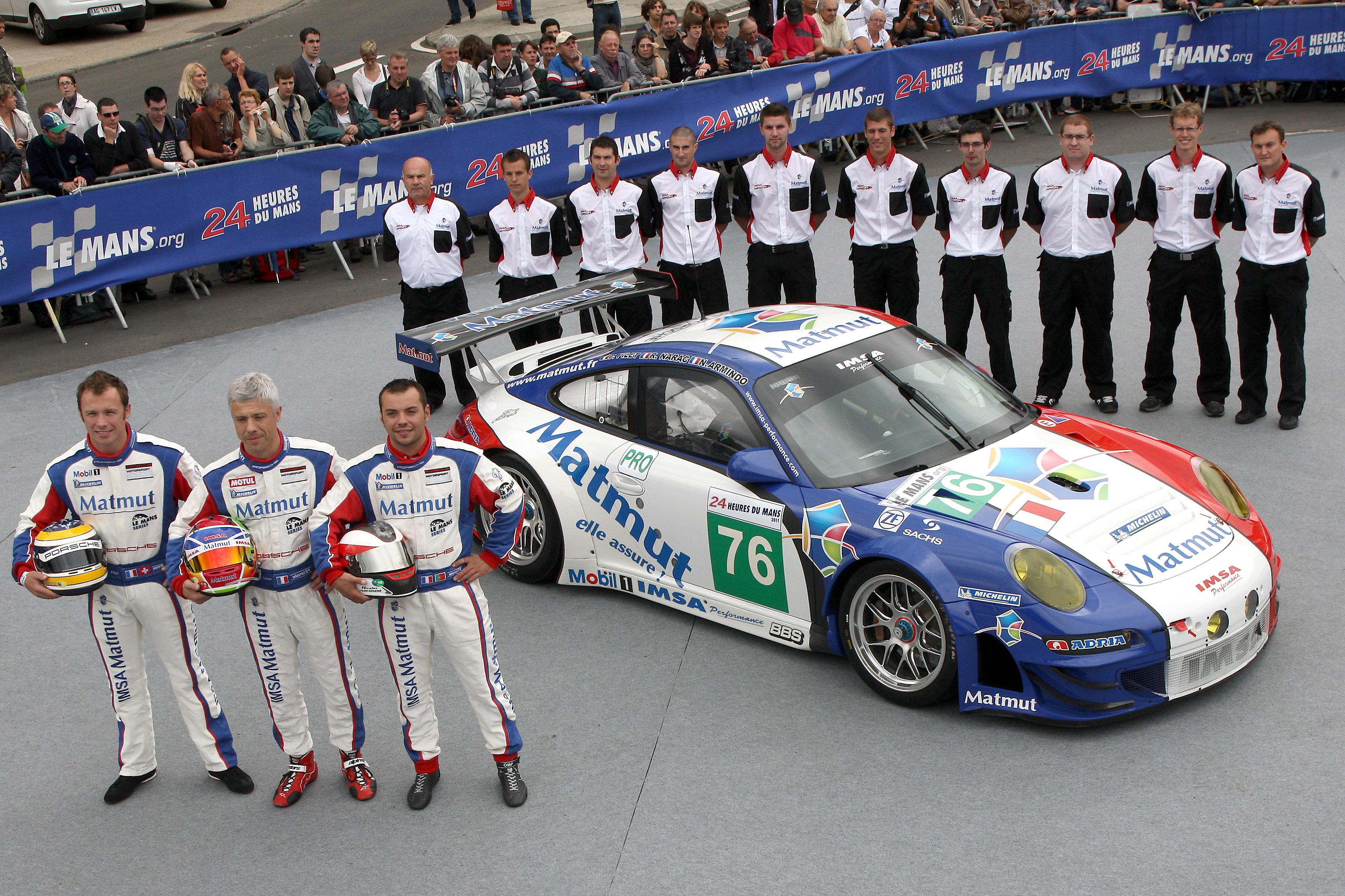 Porsche News Qualifying At Le Mans 24 Hours Porsche