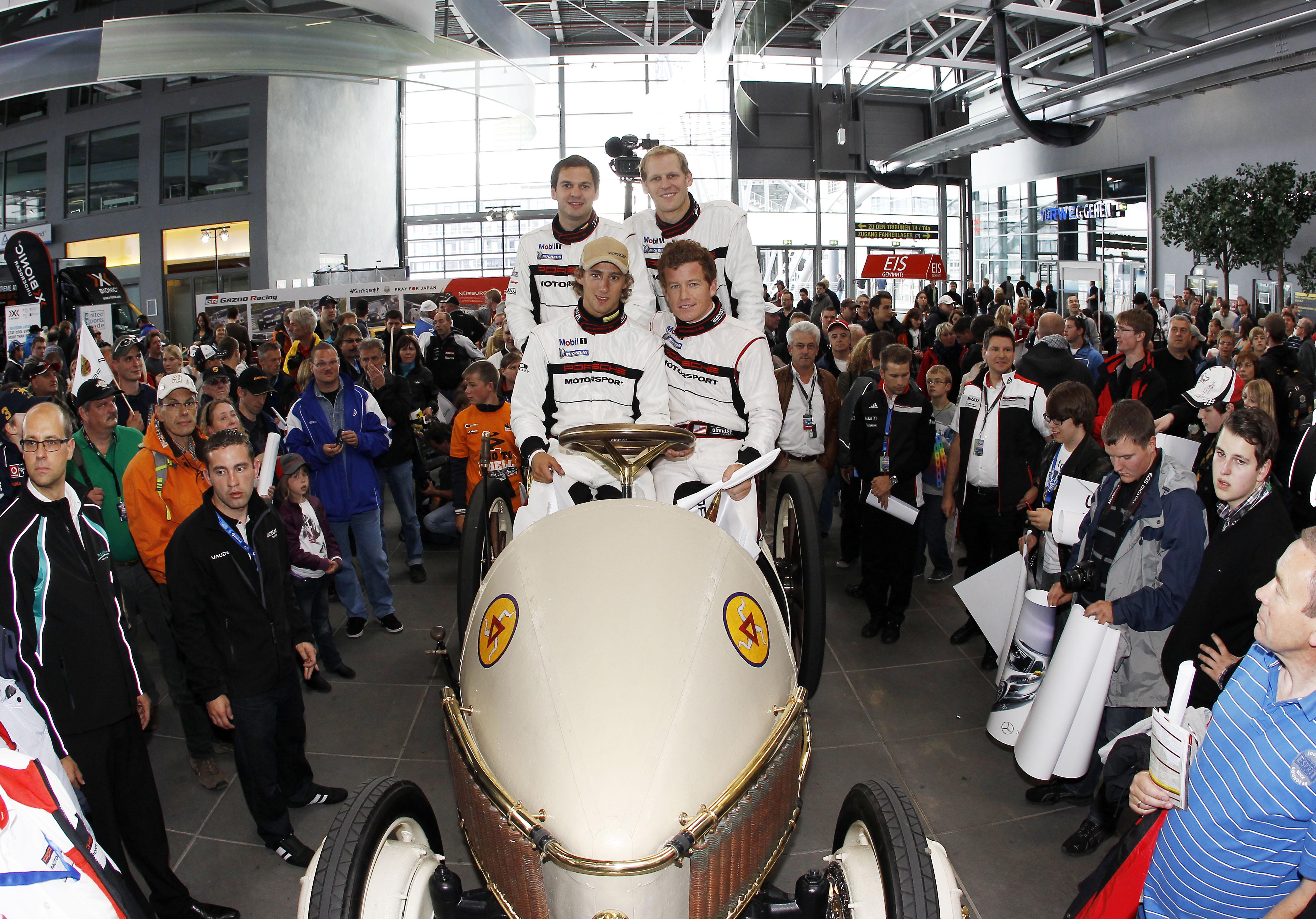 """Lohner-Porsche """"Semper Vivus"""","""