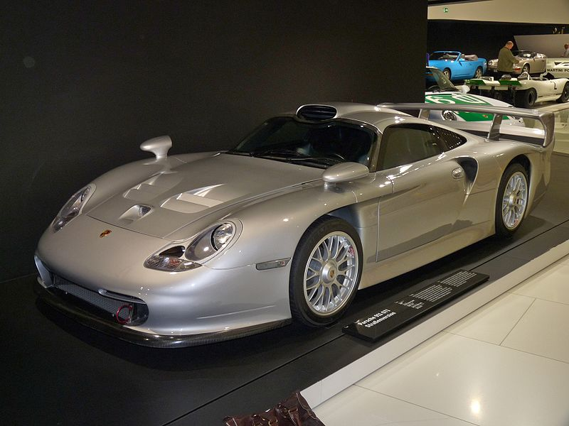 rare porsche ever created is currently for sale the 911 gt1 stra enversion. Black Bedroom Furniture Sets. Home Design Ideas