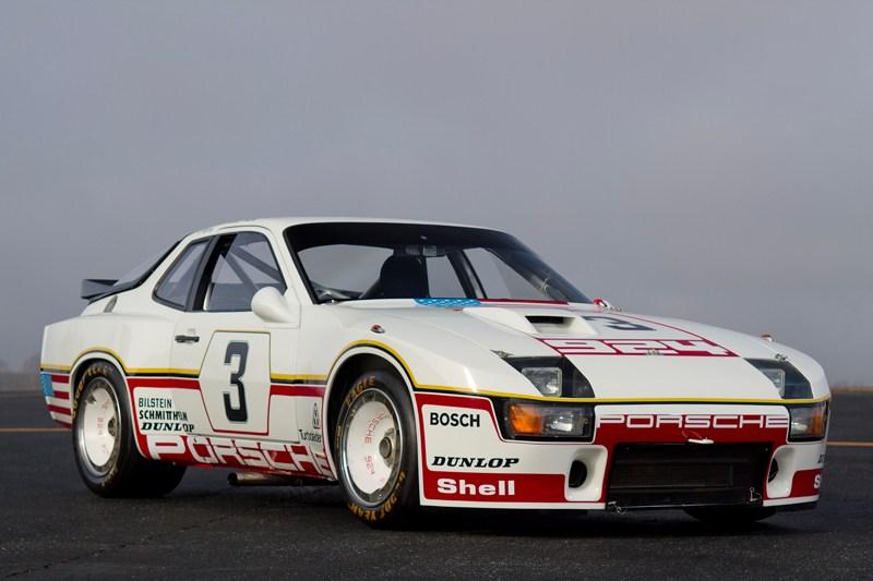 1980 Porsche 924 Carrera GT Le Mans Chassis 924,003. Estimate $450,000 \u2013  $600,000, Without Reserve