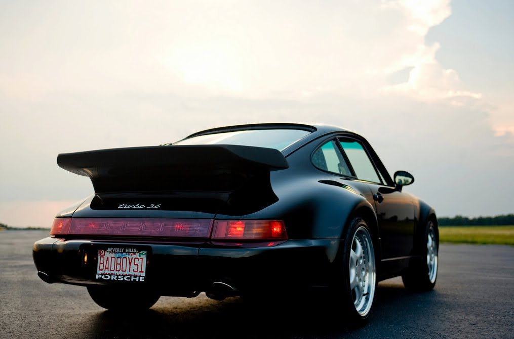 1994 Porsche 911 Turbo 3 6 Porsche Everyday Dedeporsches