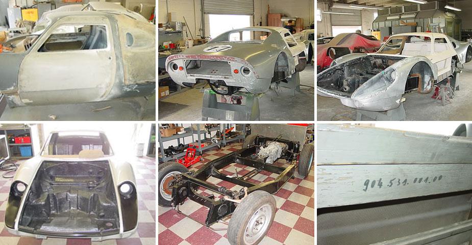 Up For Sale Ex Peter Gregg Brumos Porsche 1964 Porsche