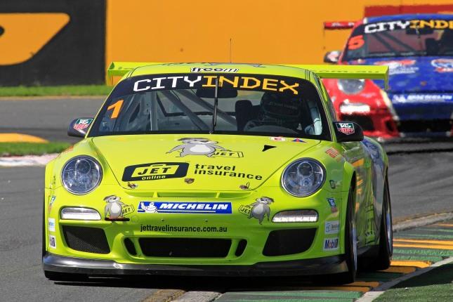 Motorsports: Season: Season 2012 Title: Porsche 911 GT3 Cup: Craig Baird Carrera Cup Australia