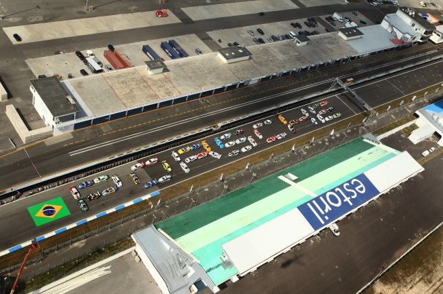 Motorsports: Season: Season 2012 Title: GT3 Cup Challenge Brasil