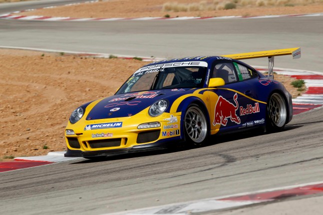 PORSCHE GT3 ROUNDS 7 AND 8 REEM CIRCUIT FEBRUARY 2012 - Season 2012 -Porsche 911 GT3 Cup: Abdulaziz Al Faisal GT3 Cup Challenge Middle East - Source: Porsche AG