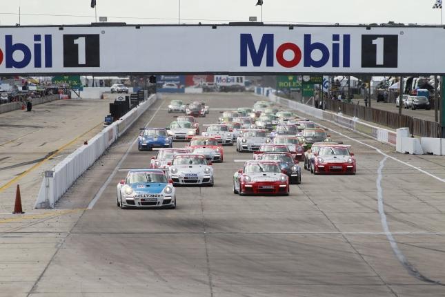 GT3 Cup Challenge USA - Season 2012 - Source: Porsche AG