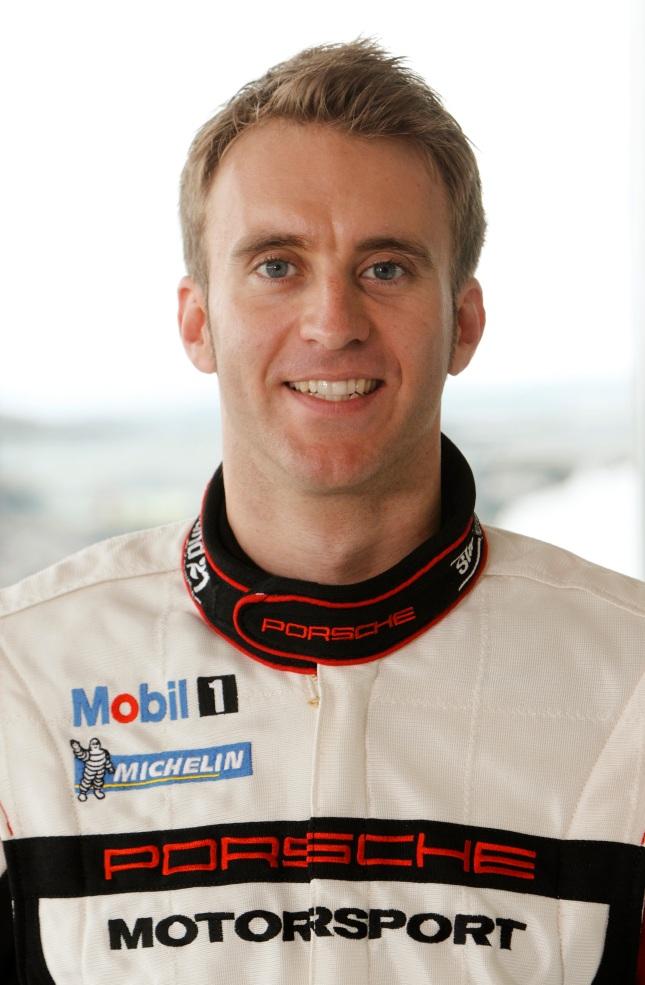 Timo Bernhard - Source: Porsche AG