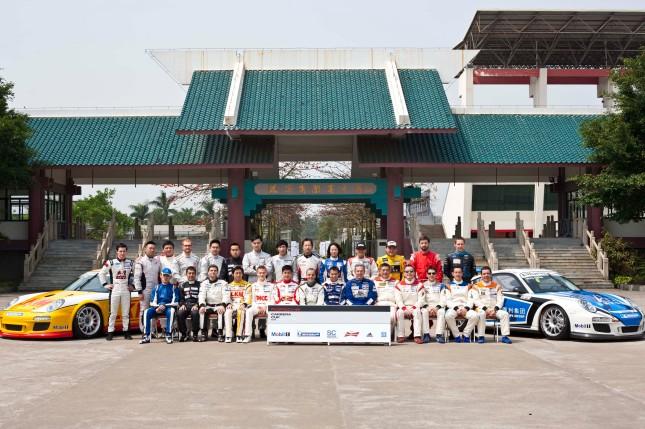 Porsche Carrera Cup Asia - Season 2012 - Porsche AG