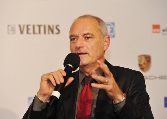 Markus Günthardt, Turnierdirektor Porsche Tennis Grand Prix