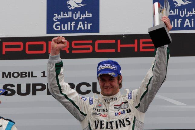 Norbert Siedler (A) Porsche Mobil 1 Supercup Bahrain 2012
