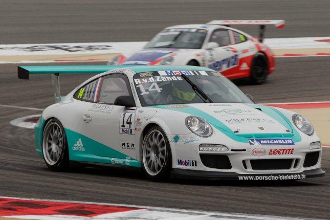 Renger van der Zande (NL) Porsche Mobil 1 Supercup Bahrain 2012