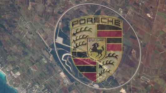 Porsche Nardo Ring