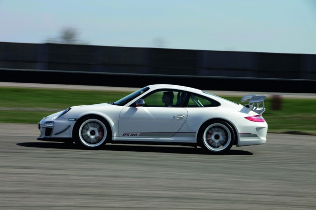 Porsche will use the Nardo Ring to test future models and rent to other makers for development