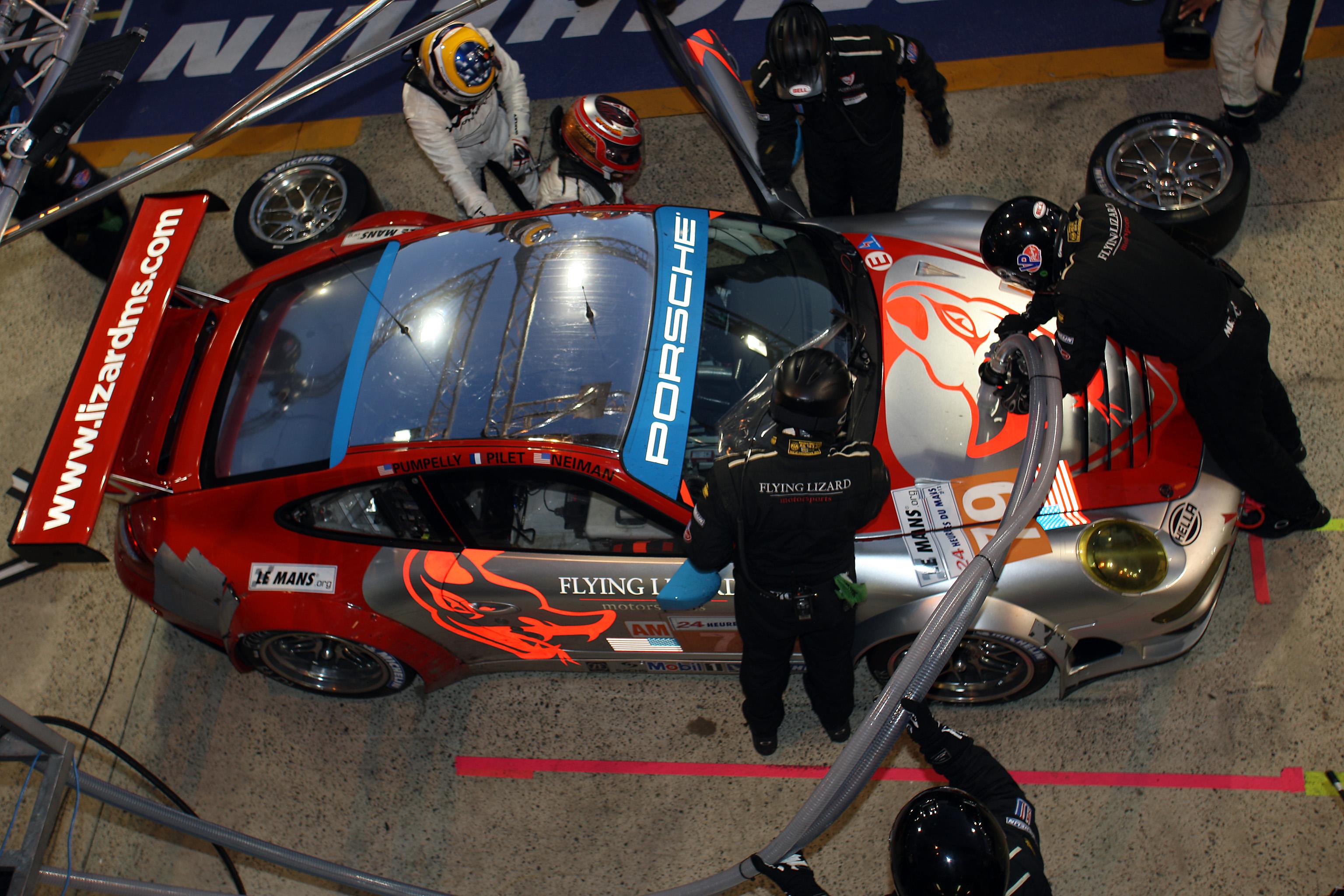 Porsche Claims Podium Spot At The Le Mans 24 Hour Race Wec Rd 3