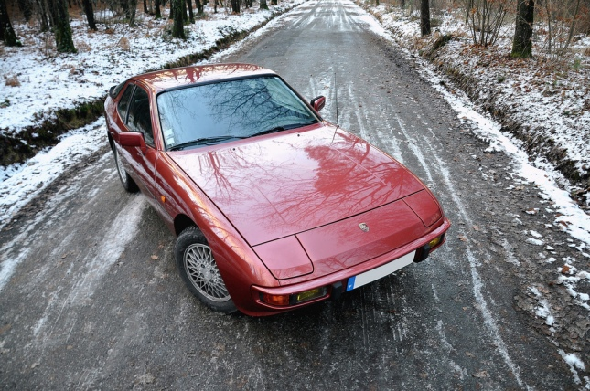 Porsche 924 Photo By Maxime Jouet / El-Astic