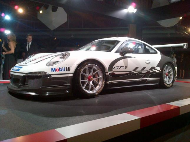 Porsche 991 GT3 Cup Car - Huge Wing Edition-1