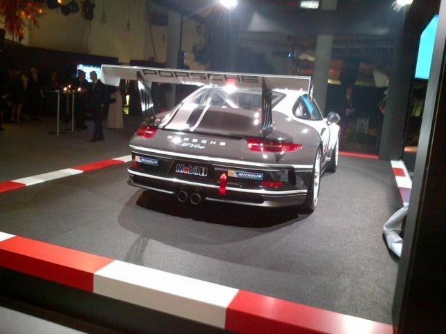 Porsche 991 GT3 Cup Car - Huge Wing Edition-2