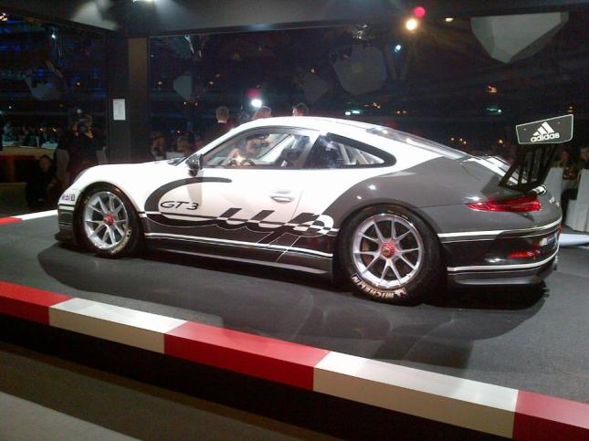 Porsche 991 GT3 Cup Car - Huge Wing Edition-3