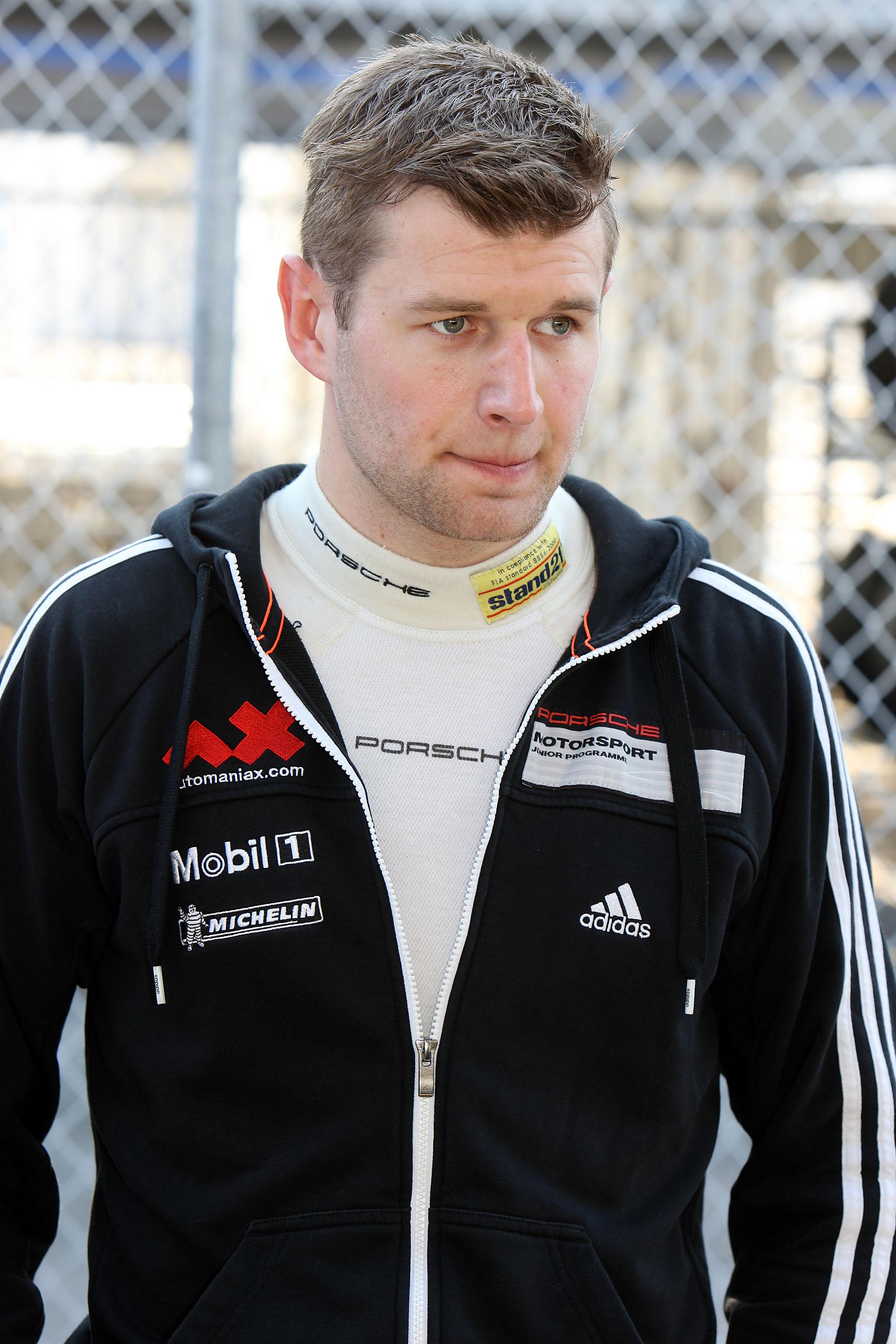 Michael Christensen Racing Driver