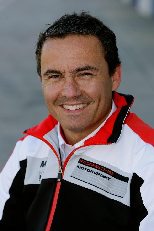 Porsche veteran Sascha Maassen, 43, of Lontzen, Belgium