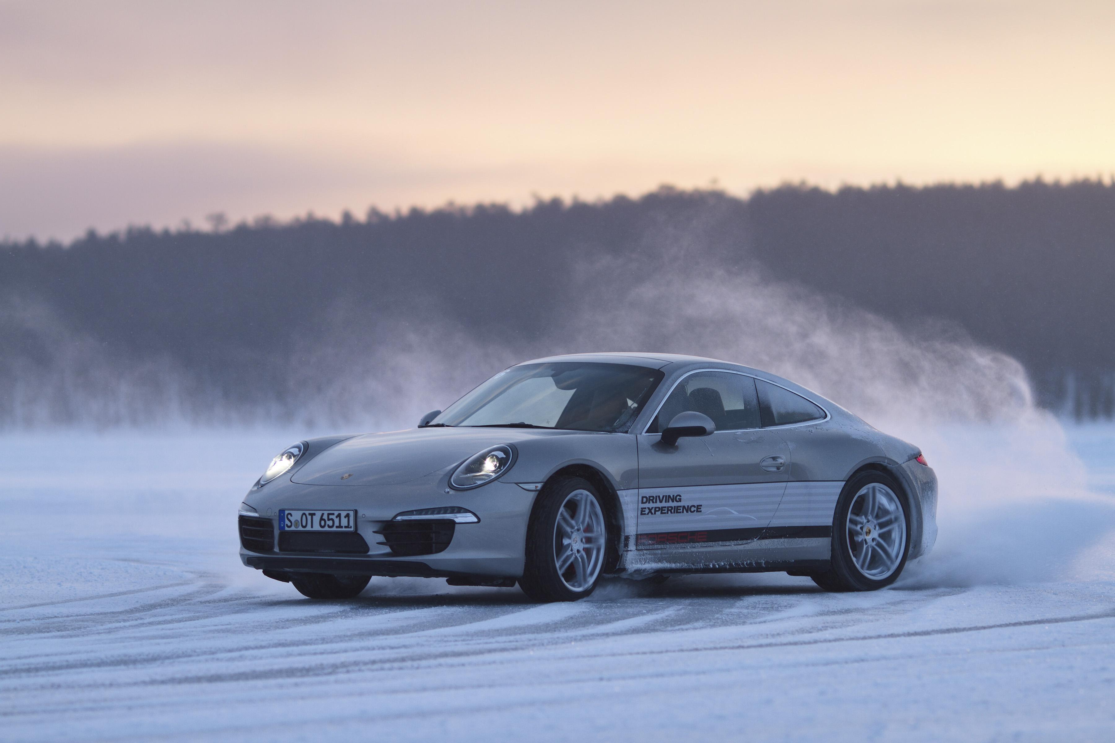 Nice Porsche Driving Experience In Finland Nice Design