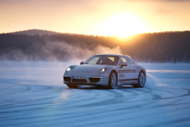 Porsche Driving Experience in Finland