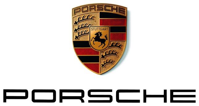 porsche logo large
