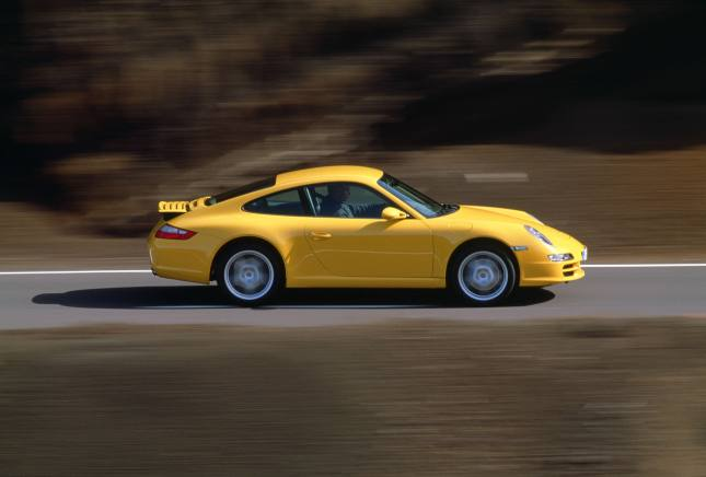Porsche 911 Carrera 3.8 Coupé, 2005