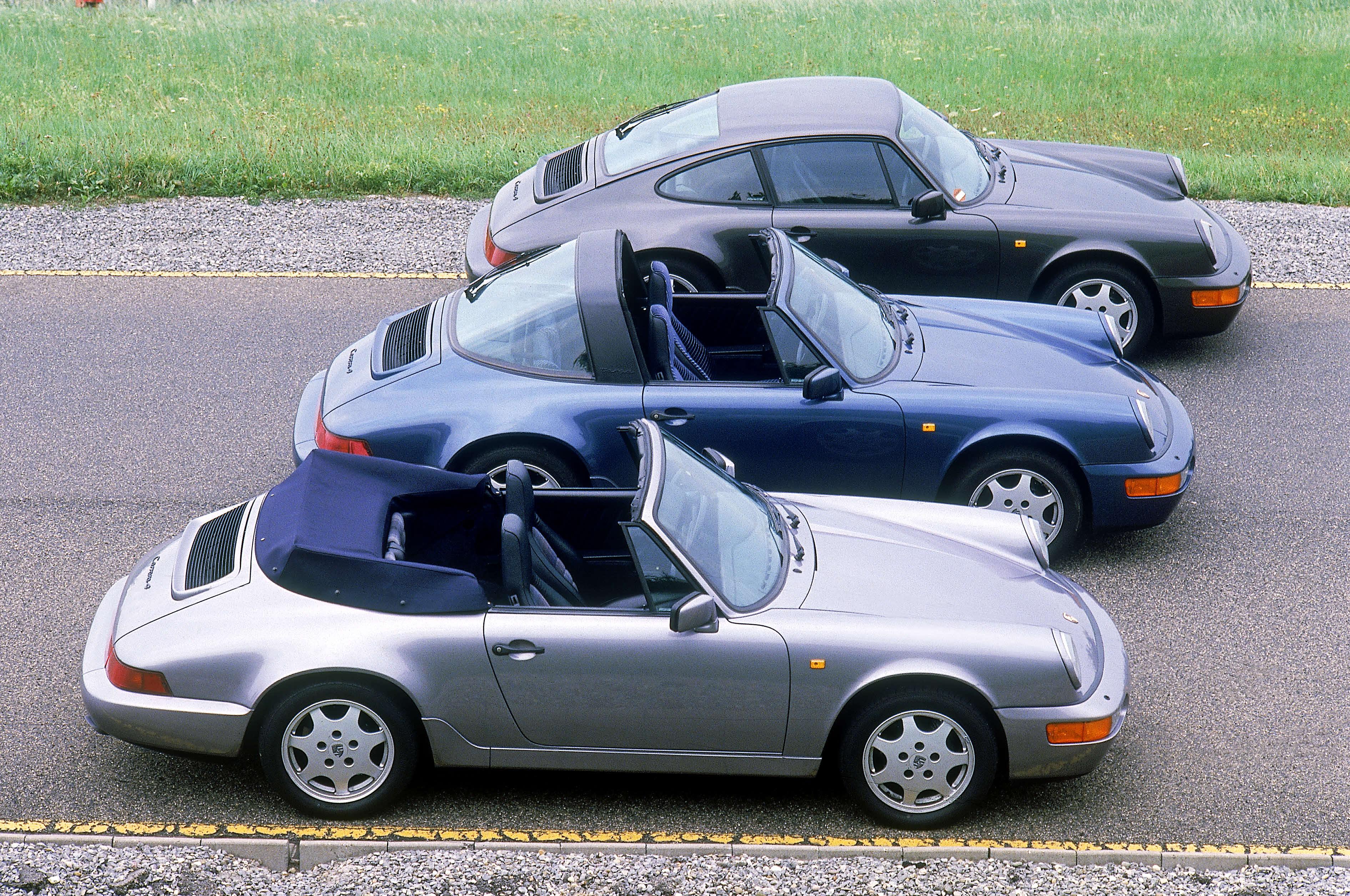 50 Years of the Porsche 911, a sports car celetes a special ... on 2000 porsche 911 carrera s, 2000 porsche 911 convertible, 2000 porsche 911 carrera 4, 2000 porsche cayenne, 2000 porsche 911 hardtop, 2000 porsche boxster, 2000 porsche 911 carrera coupe, used 911 targa, 2000 porsche 911 turbo, 2000 porsche cayman,