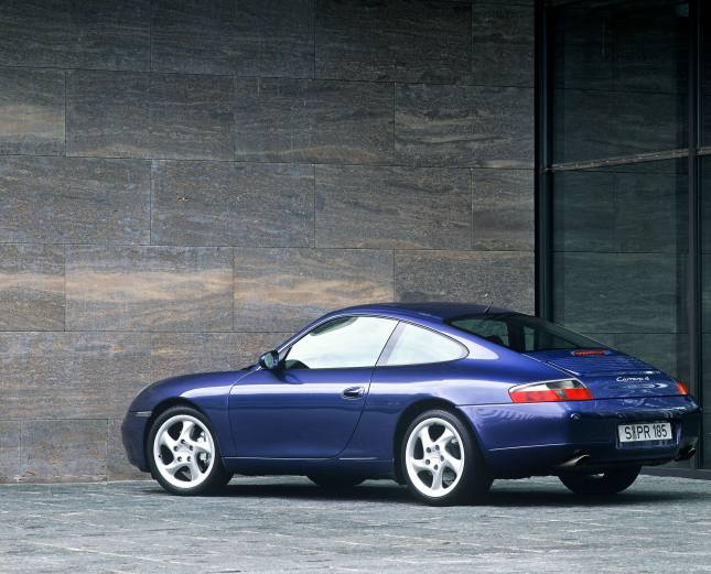Porsche Type 911 Carrera 4 3.4 Coupé, 1999