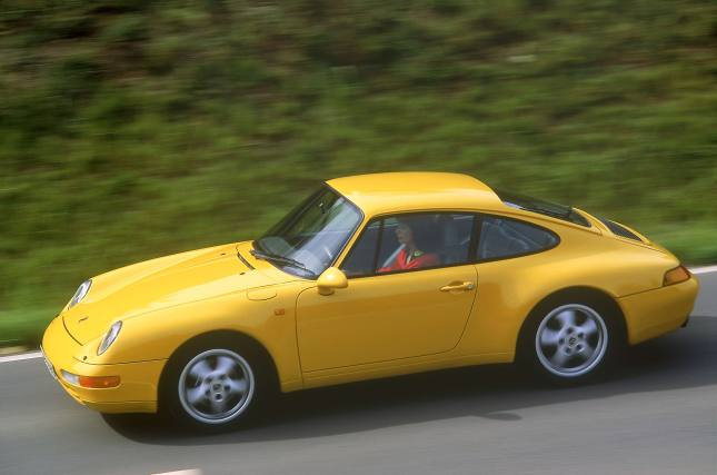 Porsche Type 911 Carrera 3.6 Coupé, 1994