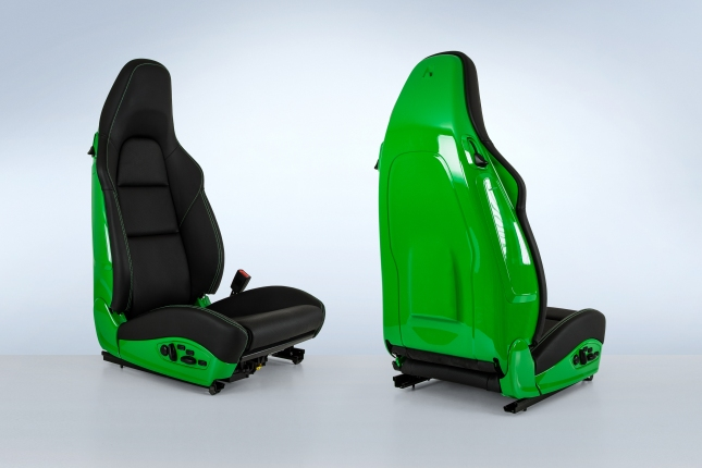 TECHART Carrera Seats