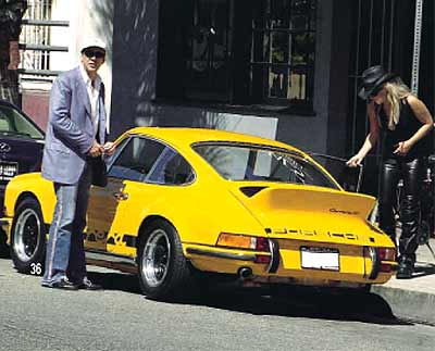 Formerly Nicolas Cage S 1973 Porsche 911 Carrera Rs 2 7