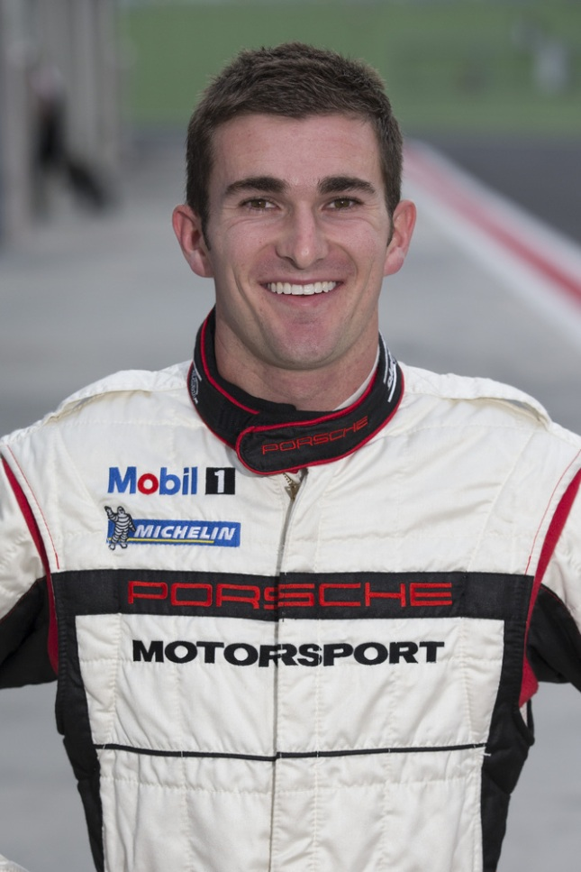 Connor de Phillippi (USA), Porsche Junior
