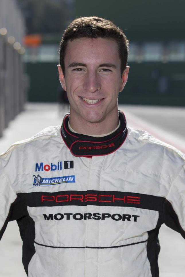 Alex Riberas Bou (ESP), Porsche Junior