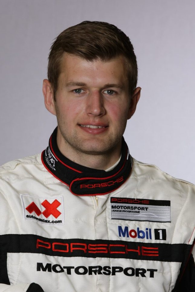 Michael Christensen, Porsche Junior