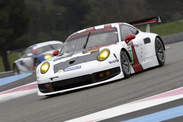 Joerg Bergmeister, Porsche 911 RSR, Porsche AG Team Manthey