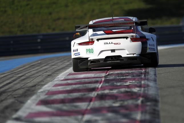 Timo Bernhard, Porsche 911 RSR, Porsche AG Team Manthey