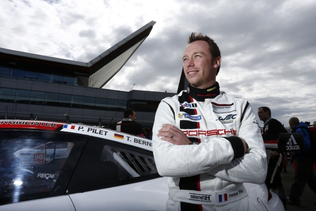 Patrick Pilet, Porsche AG Team Manthey