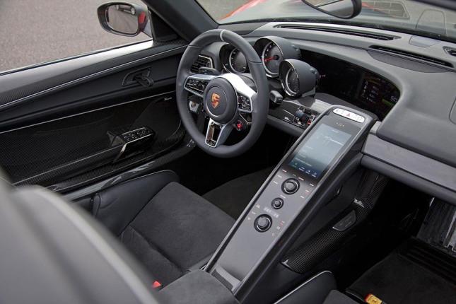 Prototyp 918 Spyder