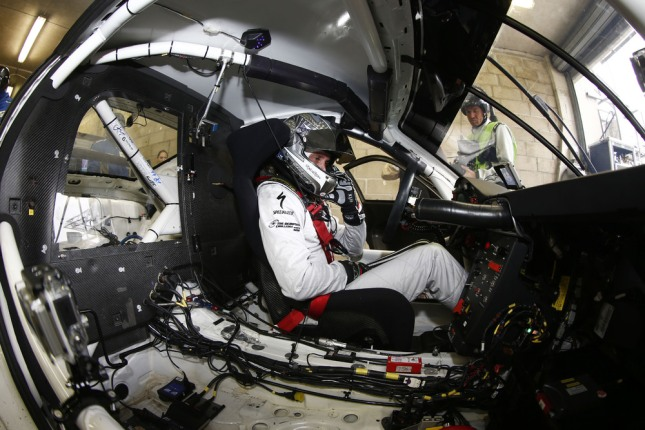 Dempsey Del Piero-Proton, Porsche 911 GT3 RSR, Patrick Dempsey