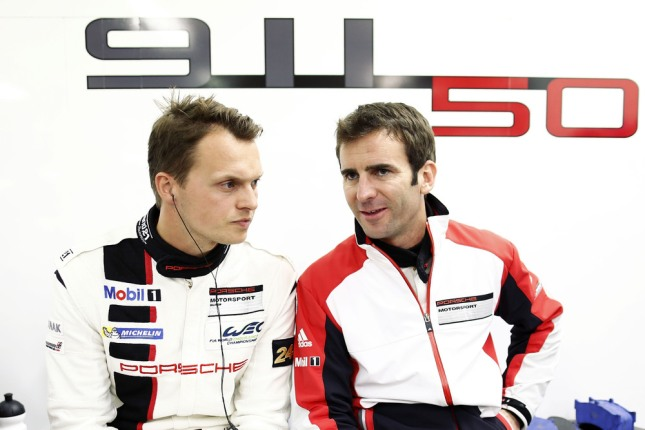Marc Lieb, Romain Dumas, Porsche AG Team Manthey